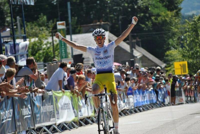 Quentin, champion de France espoir